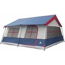 cabin tent ozark trail 14 person 3 room vacation home cabin tent