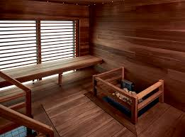 helo top design and everyday well being sauna from finland