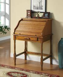 Small Oak Computer Desk 42 Best Roll Top Desks Images On Pinterest Desks Amish