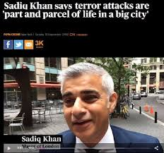 London Meme - mayor of london terrorist attacks are just part and parcel of life