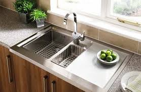 Designer Kitchen Sinks Classic ceramic sinks in a traditional Belfast or butler design work well