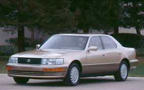 lexus generations 1990 1994 lexus ls 400 1st generation lexus