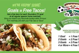 free tacos are back thanks to taqueria el rinconsito sounder at