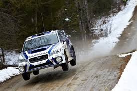 2017 rally subaru subaru clinches manufacturer u0027s title at rally of the tall pines