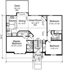 Tri Level House Plans 1970s 1970s Split Level House Plans Split Level House Plan 26040sd