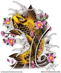 41 best tattoo sleeve images on pinterest fish tattoos koi fish