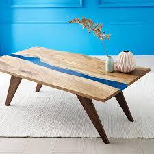 handmade coffee table handmade coffee table with 1 thick live edge elm