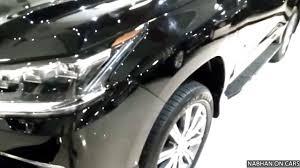 lexus lx 570 for sale miami 2017 lexus 570 walkaround interior and exterior youtube