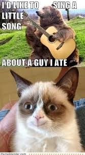 Popular Memes 2013 - i d like to sing cat meme cat planet cat planet