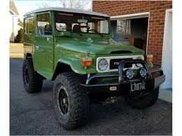 toyota land cruiser fj40 in richmond va for sale used cars on
