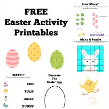 easter crafts printables free ifc radio