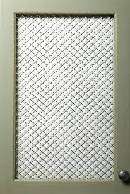 Cabinet Door Mesh Inserts Cabinet Door Panels Insert Decorative Wire Mesh Panels For Cabinet