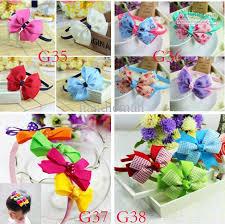 ribbon headbands baby hair bands hairband hair accessories bows ribbon