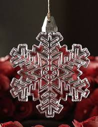 waterford snowflake wishes ornament 2015 amethyst jewels 2015