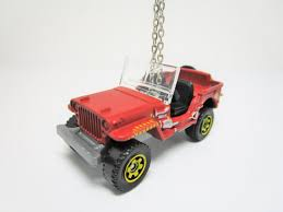 matchbox 1 64 1943 willys jeep die cast car tree