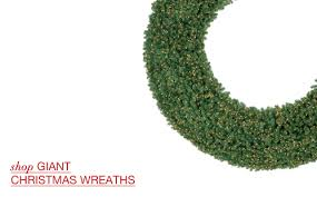 artificial wreaths garlands santa s quarters
