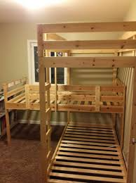 Three Bed Bunk Beds by Bunk Beds Twin Bunk Beds Walmart Bunk Bed Desk Combo Full Size