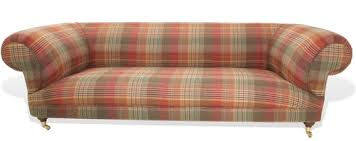 Tartan Chesterfield Sofa Sofa Riot Dougal Tartan Chesterfield