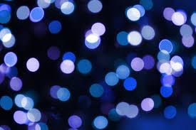 blue christmas lights soft focus blue christmas lights texture picture free photograph