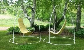 rare homecrest pair 70 u0027s retro modern hanging chairs swinging