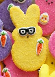 peeps decorations decorated peeps cookies in disguise the sweet adventures of