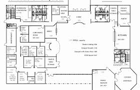 family floor plans modern house plans great room plan split bedroom six large 2 with