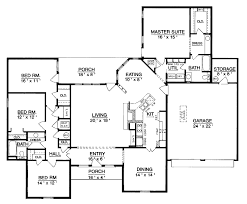 single level home plans plan 29804rl 4 beds with elevator and basement options craftsman