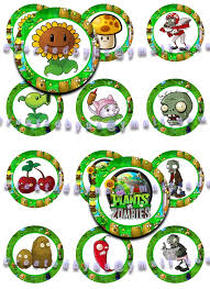 Plants Vs Zombies Cake Decorations 51 Best Plants Vs Zombbiiess Party Images On Pinterest Plants Vs