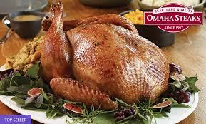 groupon omaha steaks thanksgiving dinner 99 99 60