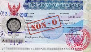 consolati thailandesi in italia visto turistico per la thailandia cosa sapere travel stories