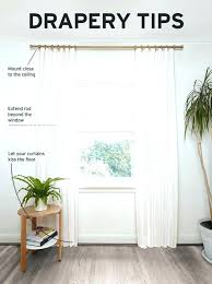 Wooden Curtain Rods Walmart 9 Foot Curtain Rod How To Install Bay Window Curtain Rods 9 Foot