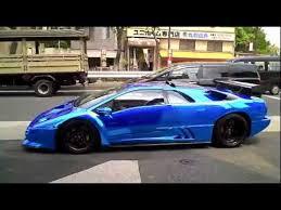 blue lamborghini diablo lamborghini diablo blue chrome