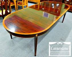 stickley mahogany dining table stickley dining room table dining table no reproduction stickley