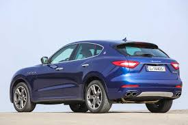 suv maserati black 2016 maserati levante review can maserati really make an suv