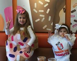 Coffee Halloween Costume Kids Halloween Costume Twins Pb U0026 Custom