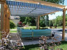 Pergola Awning Retractable by Retractable Pergola Canopy In Oakville Shadefx Canopies Pergola