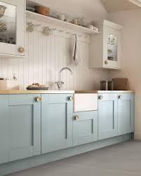 light blue kitchen cabinets uk branded kitchen with lauraashleykitchens www