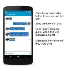 chat android buy chat messaging sdk for android chupamobile