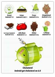 android eclair donut android 16 gingerbread froyo android 202 android 22x android