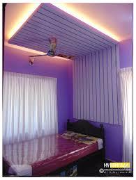 simple style interior ideal kids bedroom designs in kerala india