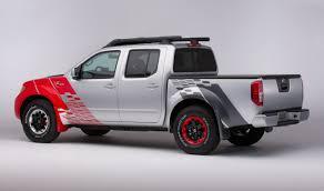 nissan frontier desert runner nissan unveils frontier diesel runner concept truck autoevolution