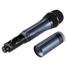 u 80 professional uhf wireless microphone mic system for karaoke