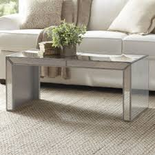 cheap mirrored coffee table mirrored coffee tables you ll love