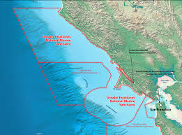 Map Of The Coast Of California Greaterfarallones Newboundariesupdated 1200 Jpg