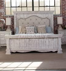 Bedroom Furniture Gulfport Ms International Furniture Direct 1022 Terra White Queen Upholstered