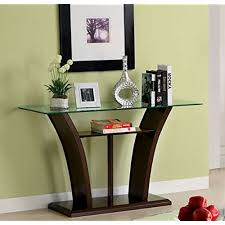 Contemporary Entryway Table Contemporary Entryway Table