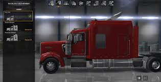 kenworth w900b kenworth w900 long edition mod euro truck simulator 2 mods