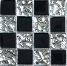 black glass mosaic wall tiles for kitchen glass mosaic wall tiles