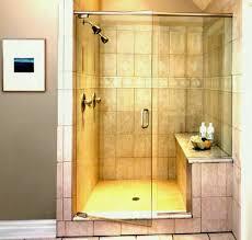 bathroom glass shower ideas bathroom glass shower door design ideas with walk in bathroom