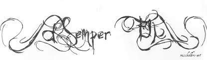 tattoo design u0027semper fi u0027 3 by misskolibri on deviantart